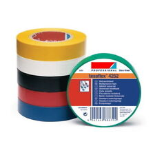 Roll Electrical PVC Insulation Tape - Width 19mm - Length 10m - Various Colours