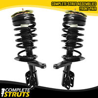 83-91 Chevrolet Cavalier Front Quick Complete Strut & Coil Spring Assembly Pair