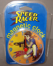 New Speed Racer Mach GoGoGo Magnetic Clock Magnet Clocks