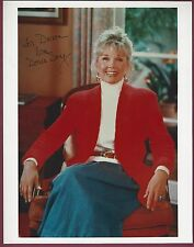 "Doris Day, Actress, Singer, Signed 8"" x 10"" Photo, COA, UACC RD 036"
