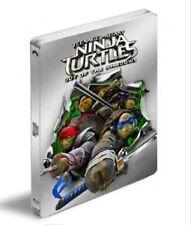 Teenage Mutant Ninja Turtles - 3D blu ray Steelbook -  2 disc set ( NEW )