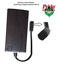 Pride Electric Recliner/Lift chair Power Supply Transformer 29V 2A,Okin Limoss