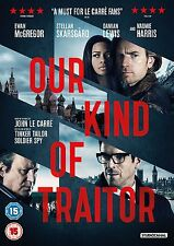 OUR KIND OF TRAITOR          BRAND NEW SEALED GENUINE UK DVD