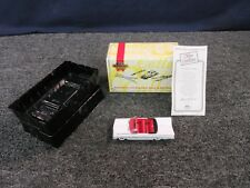 IMPALA 1959 CHEVROLET MATCHBOX 1:43 SCALE  DIE-CAST COLLECTIBLES CONVERTIBLE CAR