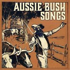 Aussie Bush Songs - Various Artists CD 2018 Sundowners Bushwackers