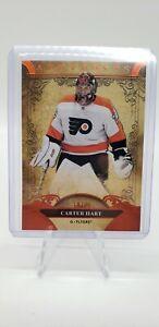 2020-21 Artifacts Hockey CARTER HART Orange/75 Philadelphia Flyers