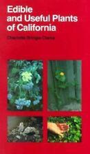 Edible and Useful Plants of California (California Natural History Guides)