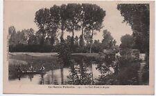 Cpa carte postale 79 Deux-Sèvres le Marais Poitevin le Bief Minet à Arçais