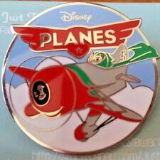 Disney Planes El Chupacabra Vip Movie Club Pin & 4.5 X 5.5 Lithograph Coa