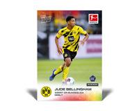 Jude Bellingham Bundesliga Topps Now 2020 2021 card #4 RC Borussia Dortmund
