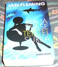 IAN FLEMING ESTONIAN BOOK LIVE AND LET DIE JAMES BOND AGENT 007 FROM 2008