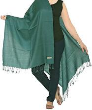 Luxurious Kashmiri 100% Fine Wool Pashmina Shawl Wrap Scarf 18 Colours