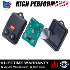 2x Replacement Keyless Entry Remote Control Car Key Fob for Ford F150 F250 F-350