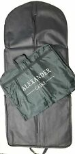 Travel Suit Carrier Waterproof Breathable Cover Garment Bag Designer Lightweight