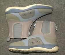 """Orvis """"Pull on Flats Hiker"""" Wading Boots SAND 7  NEW No Box Style 04TT-0507"""