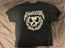 Killswitch Engage 2015 Tour Vintage Concert T Shirt XL