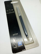 Parker Jotter Ball Point Pen Meidum Point Blue Ink Refillable So881191 - New