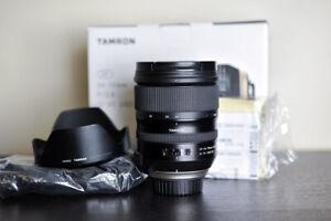 Tamron AF 24-70mm f/2.8 G2 Di VC SP FX Lens for Nikon - US Model!