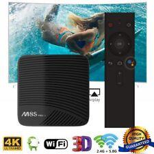 TV Box M8S PRO L  Android 7.1 Voice Control 4K UHD 3G+32G Dual WiFi Octa Core