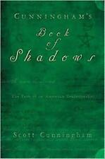 Scott Cunningham's Book of Shadows!