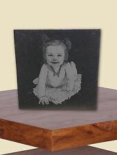Lasergravur Stein, Fotogravur,Weihnachtsgeschenk, Bildgravur, Familienanlässe