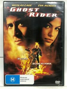 Ghost Rider - DVD - AusPost with Tracking