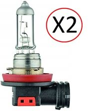 Lot 2X ampoules H16 long life 12V 19W HELLA 8GH 186 996-001 *NEUF*