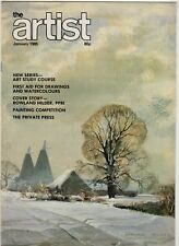 (HV969) The Artist - January 1985, Vol 100, No 1, Issue 647
