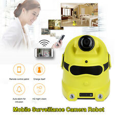 MeE Wifi Surveillance Camera Robot Night Vision 1080P HD Bidirectional Chatting