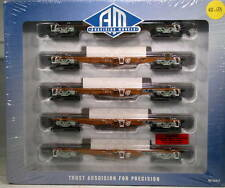 Auscision  HO PRRY Container Wagon Pack FCL Brown KF-173