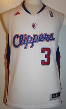 Chris Paul #3 Los Angeles Clippers YOUTH White Swingman adidas Jersey