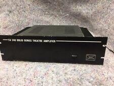 Hafler Design Mosfet Smart Theater Power Amplifier Model Ta-240