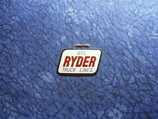 RTL Ryder Truck Lines Trucking Large Watch Fob
