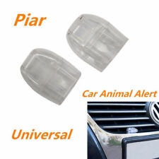 Pair Clear 2 Holes Safety For Driver Car SUV Sonic Deer And Animal Whistle Alert