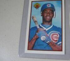 Bowman Rookie Beckett (BGS) Chicago Cubs Baseball Cards