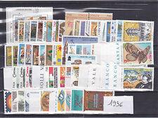 ITALIA REPUBBLICA 1996  ANNATA COMPLETA   62  VALORI