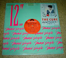 "THE CURE - WHY CAN'T I BE YOU? 12"" PHILIPPINES RARE!"