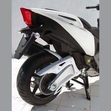 Garde boue arrière + carter de chaine intégré ERMAX APRILIA SRV 850 BRUT