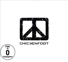 Chickenfoot [Deluxe CD/DVD] [Digipak] by Chickenfoot (CD, Oct-2009, 2 Discs, Ear