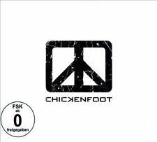 Chickenfoot [Deluxe CD/DVD] by Chickenfoot - 2 Discs