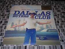 DALLAS BUYERS CLUB  SOUNDTRACK   2LP 180g Colored vinyl  Import  NEW