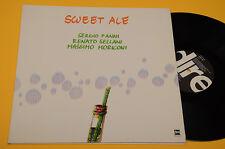 SERGIO FANNI TRIO LP SWEET ALE ITALY JAZZ 1°ST ORIG  NM ! UNPLAYED !