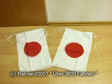 Fahnen Flagge Flaggenkette Japan 6 Meter Lang
