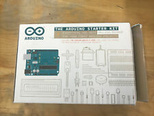 The Arduino starter kit *OPEN BOX*