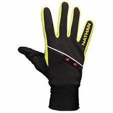 Nathan SpeedShift Rechargeable LED Light Running Gloves