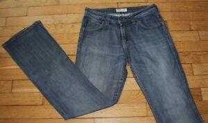 LEE  Jeans pour Femme W 29 - L 33  Taille Fr 38 Mation  (Réf # E504)