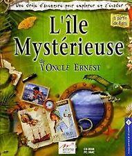 L'île mystérieuse de l'oncle Ernest | Software | Zustand gut