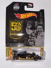 Celebrating Mario Andretti 50th Indianapolis 500 2019 Hot Wheels Die Cast GLC17