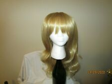 Drag Queen Super Sexy Blonde Synthetic Wig