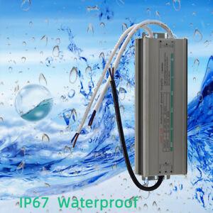 Wasserdicht Beleuchtung Transformer AC110/220V zu DC12/24V LED Treiber Leistung